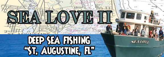 St augustine fl deep sea fishing for St augustine fishing charter