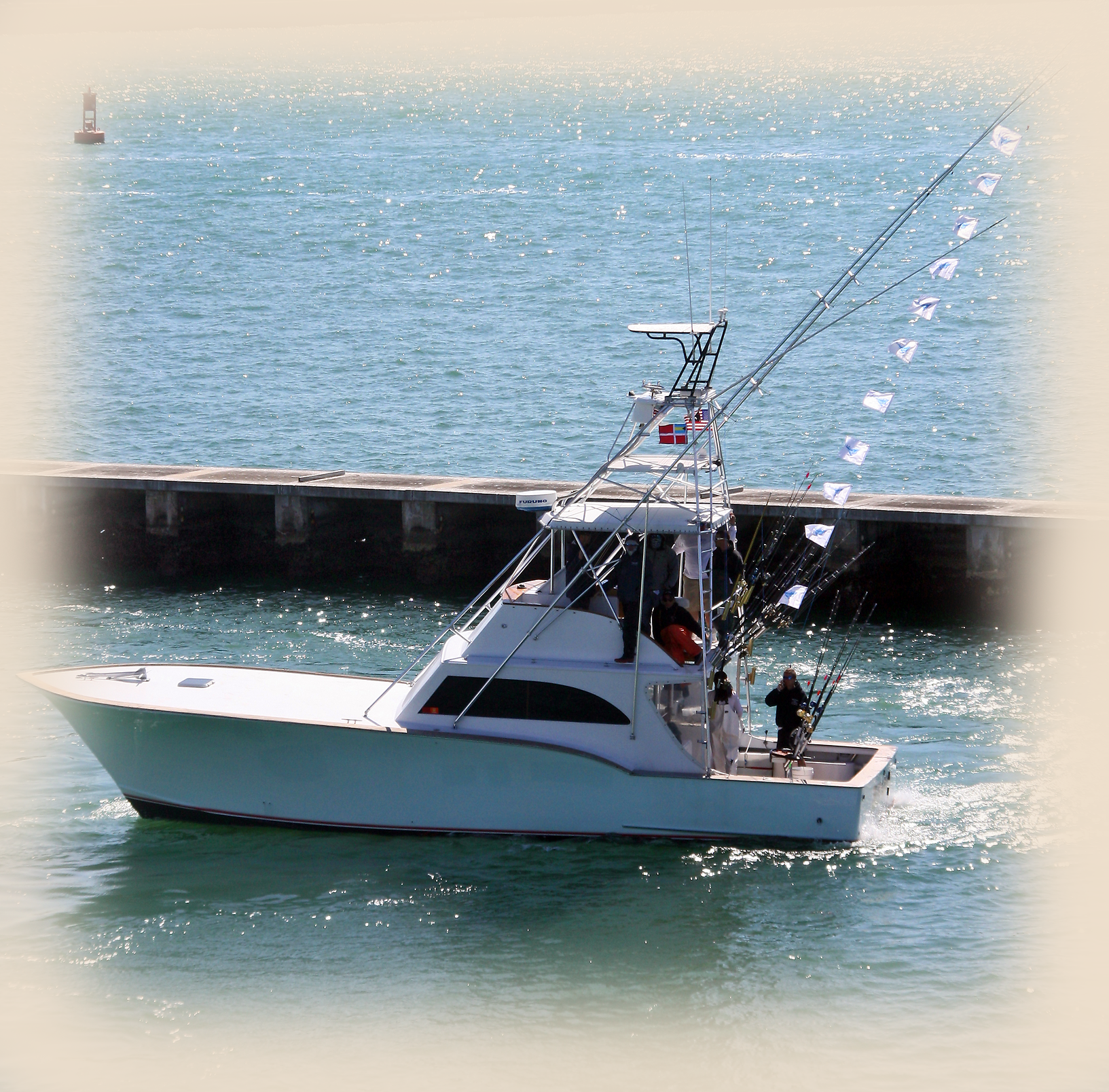 Renting a miami fishing charter boat for Miami fishing charter